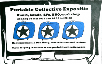 Portable Collective Expositie Beatrijsstraat 12